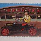 "Zeezo the clown Safeway Card ""postcard sized"" Advertisement"