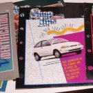 "Lot of (7) FORD ""SHOP TIPS"" Motorcraft Publications"