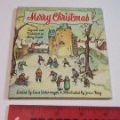 Merry Christmas ~ Legends and Traditions in Many Lands 1967 Golden Press