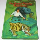 The Swiss Family Robinson by Steve Frazee, Walt Disney HC 1960