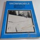Snowmobile Service Manual Sixth Edition 1973