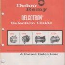 delco remy 1964 delcotron selection guide