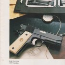 colt firearms 1987 catalog