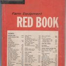 Vintage January 31, 1965 Implement & Tractor Farm Industrial Red Book