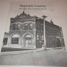 Nuckolls County Nebraska Historical Buildings Survey 2003