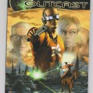OUTCAST INFOGRAMES Instruction book 1999