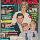 Ladies Home Journal February 1989 Diana & Charles Secrets of thier Marrage