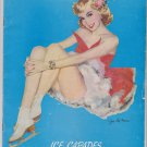Donna Atwood Cover ICE CAPADES 1951 Souvenir Guide  Bobby Specht