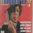 Badazz Mofo #6 Blaxploitation Rudy Ray Moore Corey Glover Magazine