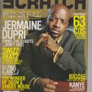 Scratch Magazine JERMAINE DUPRI NOV/DEC 2005