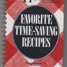 better homes and gardens favorite time saving recipes