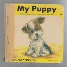 my puppy chunky books betty root 1973 board book