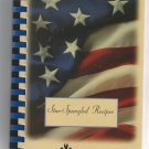 star spangled recipes aa credit union cookbook  1997