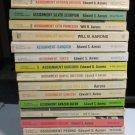 Lot of (17) Sam Durell Assignment Edward S. Aarons Paperbacks
