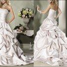 Hot sale 2010latest wedding dress XM039