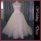 Popular lady new lace wedding wear W2042