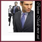 fee shipping 2010 new arrival men suit