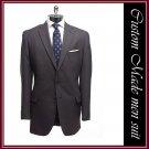 free shipping-- 100% wool men suit