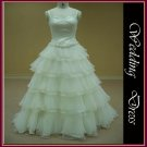 free shipping 2010 new arrival N0631 wedding gown12