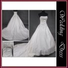 fee shipping 2010 new arrival wedding dress036