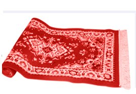 Kashmira Elegant Carpets Red
