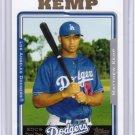 2005 Topps_MATT KEMP Rookie Card/RC~'05~2006~06~DODGERS