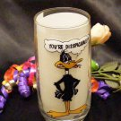 2087 Daffy Duck-You're Disspicable!! Drinking Glass