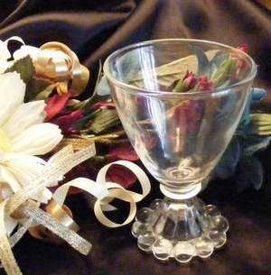 1614 Anchor Hocking Berwick Boopie Champagne Glass