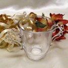 1696 Imperial Glass Candlewick Mini Sugar Bowl
