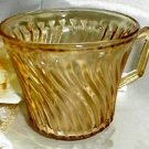 3044 Federal Amber Diana Cup
