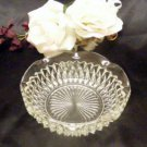1743 Indiana Diamond Point Salad Bowl
