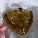1686 Hazel Ware Colonial Granada Candy Bowl