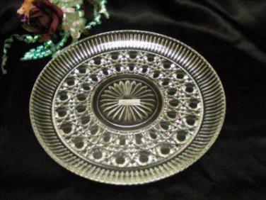1029 Indiana Royal Brighton Cake Plate