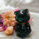 3602 Fenton Magnolia & Berry Sitting Bear