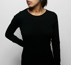 American Apparel 6307 Extra Large Black