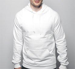 American Apparel 5495 Small White
