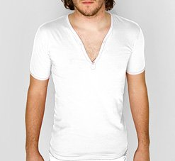 American Apparel 2471 Large White