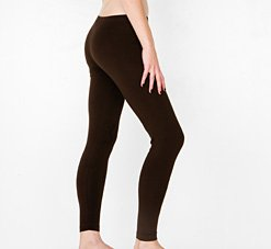 American Apparel 8328 Extra Small Brown