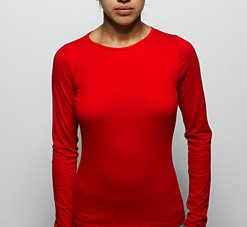 American Apparel 6307 Large Red