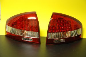 Audi A6 99-03 LED Tail lights