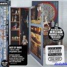 OASIS Stop The Clocks Best 2-CD+DVD 2006 Taiwan w/obi