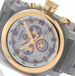 NEW INVICTA Men SWISS MADE Russian Anatomic DIVER Watch $795
