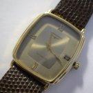RARE LONGINES Men's SWISS GOLD Automatic 25Jwl Watch