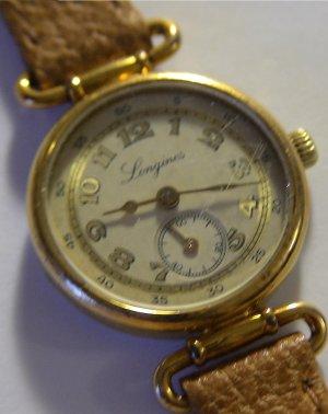LONGINES Ladies SWISS Made GOLD Quartz 11Jewels $995 NR