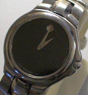 MOVADO Men's Museum SWISS Made MEDALIST Watch $1,295 NR