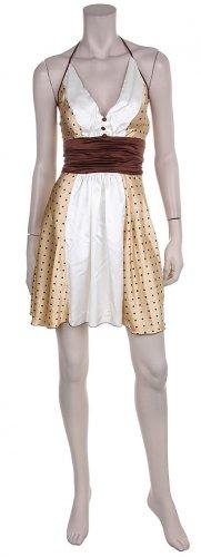 Sophisticated Halter Dress