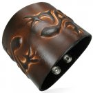 Genuine Leather Cuff Bracelet