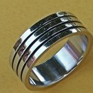 Stainless Steel Ring - Size 10