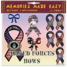 Armed Forces Ribbons