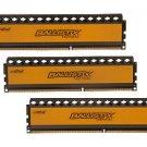 Crucial Ballistix Tactical BLT3KIT4G3D1608DT1TX0 12GB DDR3 1600 (PC3 12800) 240-PIN